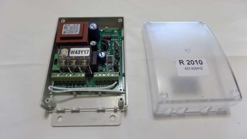 Τηλεχειρισμοί R2010