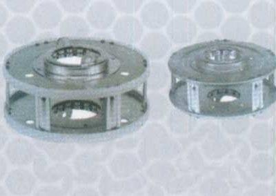Κουτιά ελατηρίου ανοιχτού τύπου Φ60 - Φ76